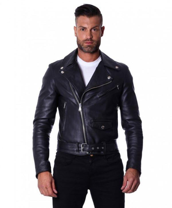 chiod-in-pelle-uomo-biker-cerniera-trasversale-colore-nero-chiodo-perfecto-primavera-estate