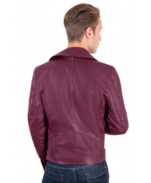 chiodo-biker-red-purple-perfecto-lamb-belted-leather-biker-jacket (2)
