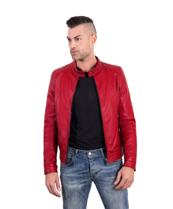 emiliany-trap-red-color-nappa-lamb-quilted-leather-biker-jacket (2)
