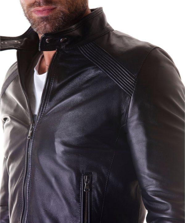 giacca-in-pelle-da-uomocon-impunture-sulle-spalle-senza-tasche-nero-emy- (1)
