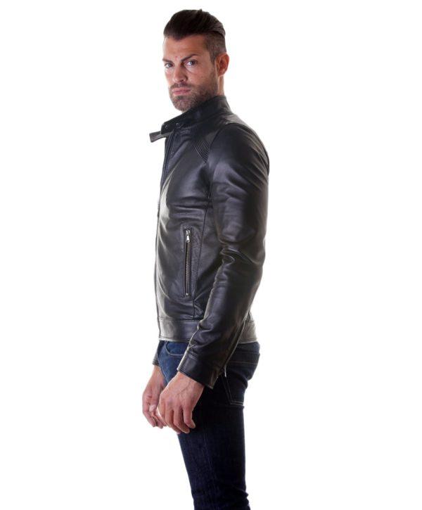 giacca-in-pelle-da-uomocon-impunture-sulle-spalle-senza-tasche-nero-emy- (6)