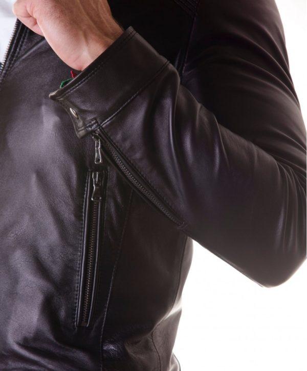 giacca-in-pelle-da-uomocon-impunture-sulle-spalle-senza-tasche-nero-emy- (9)