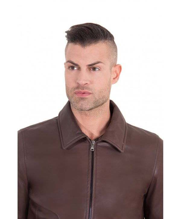 leo-dark-brown-color-nappa-lamb-leather-jacket-shirt-collar (1)