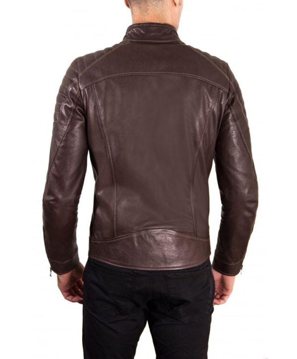 men-s-leather-jacket-genuine-soft-leather-biker-quilted-yoke-dark-brown-color-u411 (3)