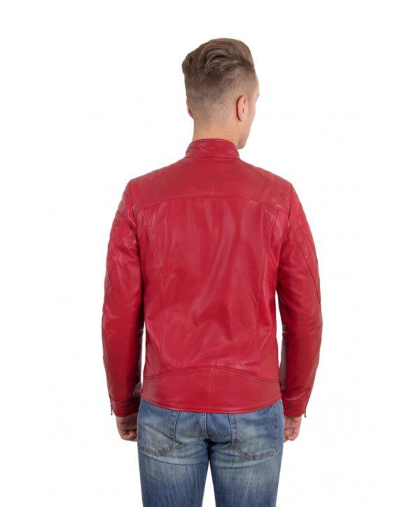 men-s-leather-jacket-genuine-soft-leather-biker-quilted-yoke-red-color-u411 (4)