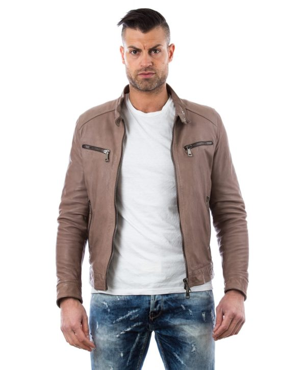 men-s-leather-jacket-genuine-soft-leather-biker-style-collar-mao-gray-color-hamilton (1)