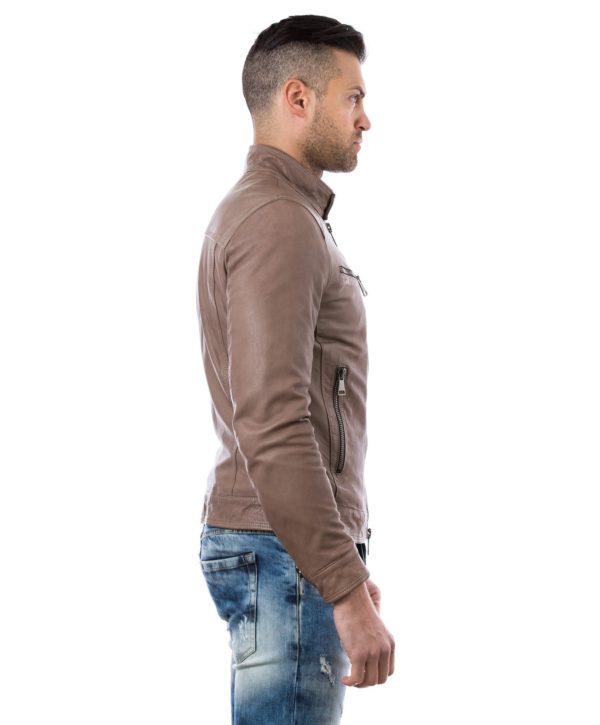men-s-leather-jacket-genuine-soft-leather-biker-style-collar-mao-gray-color-hamilton (3)