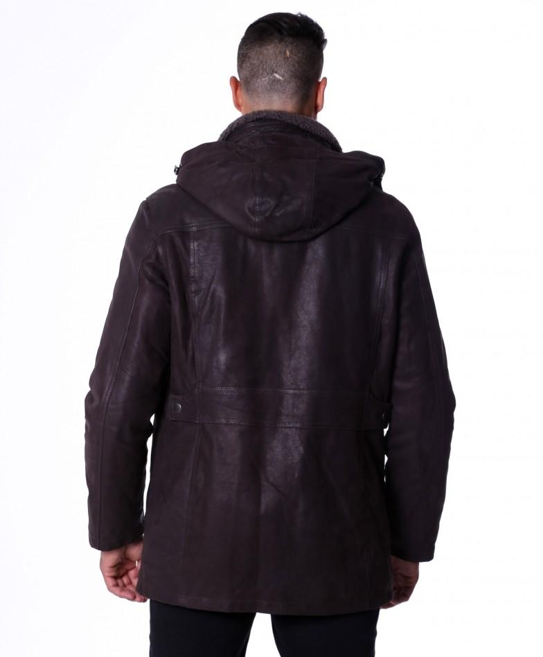 men-s-long-leather-coat-genuine-soft-leather-five-pockets-detachable-hood-dark-brown-color-vittorio (2)