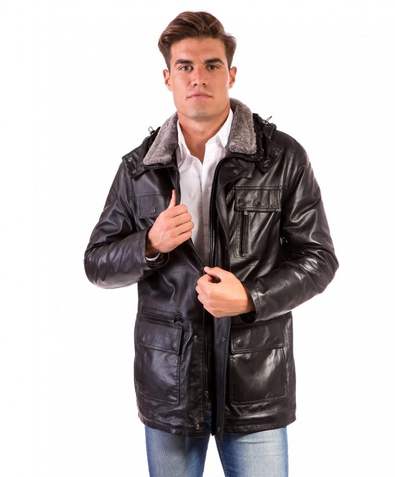 vittorio-black-colour-man-leather-hooded-coat (1)