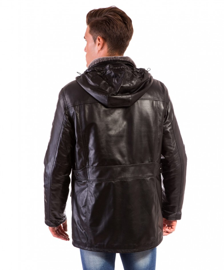 vittorio-black-colour-man-leather-hooded-coat (3)