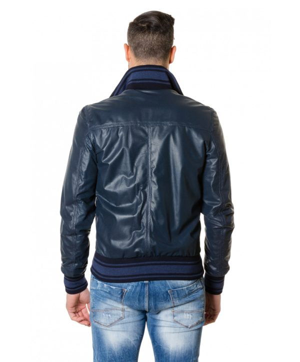 bomber-blue-colour-perforated-leather-jacket-bicoloured-collar (4)