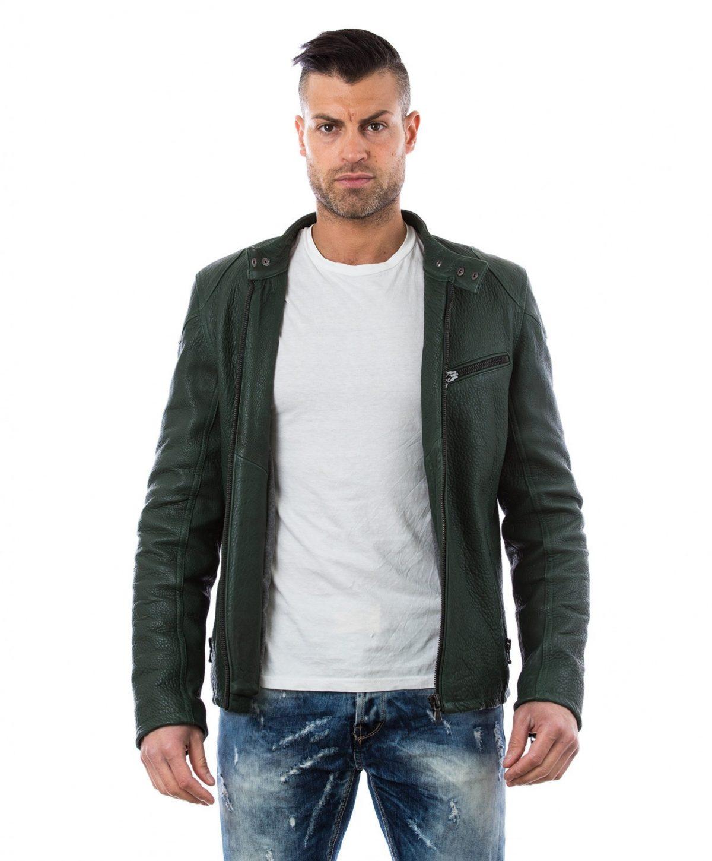 calf-leather-jacket-biker-green-color-762 (1)