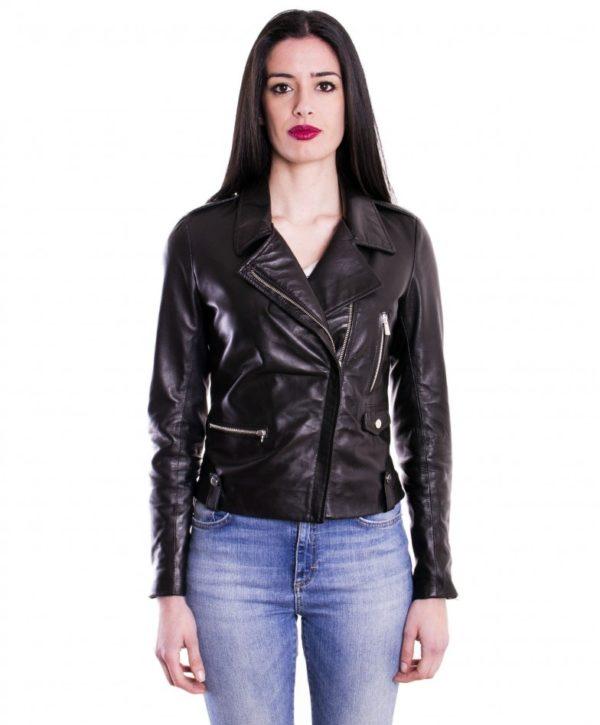 giacca-in-pelle-da-donna-modello-chiodo-biker-zip-trasversale-nero-barbara
