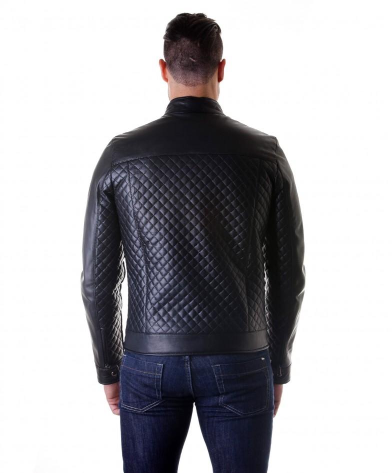 giacca-in-pelle-da-uomo-vera-pelle-nappa-modello-biker-collo-mao-trapuntato-colore-nero-modemiliany-rombi (3)