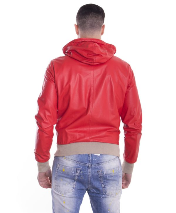 giubbotto-in-pelle-da-uomo-con-cappuccio-e-fodera-traforata-colore-rosso-biancolino (6)