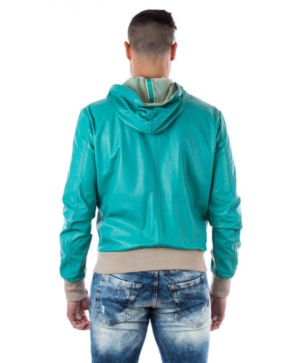 giubbotto-in-pelle-da-uomo-con-cappuccio-e-fodera-traforata-colore-verde-biancolino-collezione-uomo-darienzocollezioniit (3)