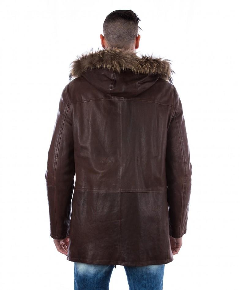 man-leather-coat-fox-fur-hood-black-marco (4)