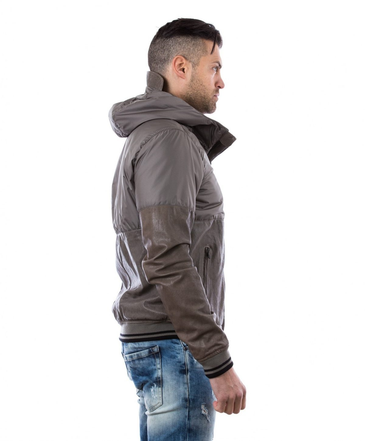 man-leather-down-hooded-jacket-with-hood-grey-pull (3)