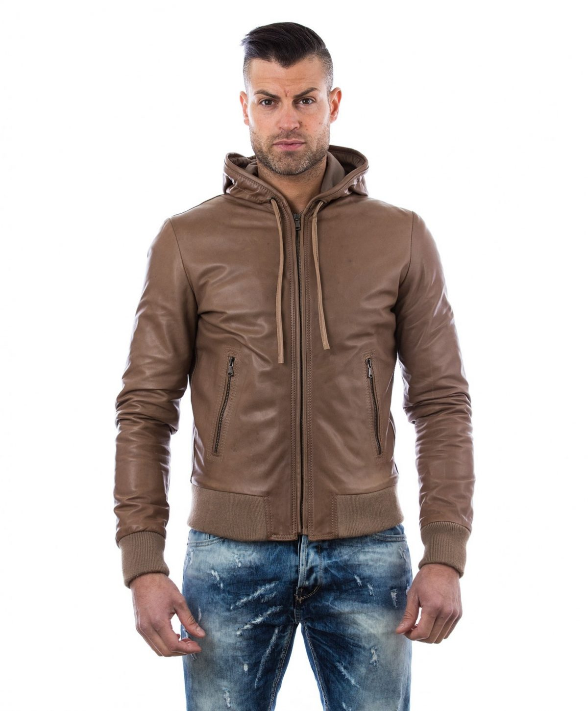 man-leather-jacket-with-hood-and-soft-lamb-leather-beige-biancolino-spring-summer-darienzocollezioniit